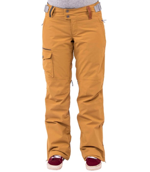 Holden The W's Haze Pant Camel Small