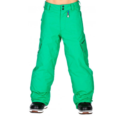 Volcom Tripper Ins Pant Youth Boys Green