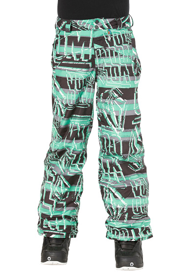 Volcom Launch Ins Pant Youth Boys