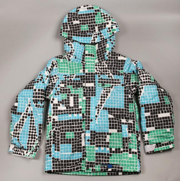 Volcom Genus Ins Jacket Youth Boys Large