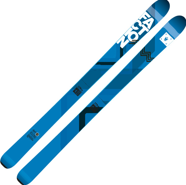 Faction Agent 90 All-Mountain Skis