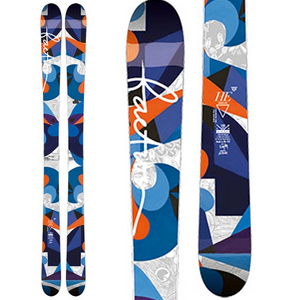 Faction Heroine All-Mountain Skis