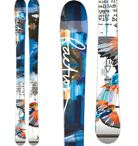 Faction Ambit Jr. Freestyle Skis