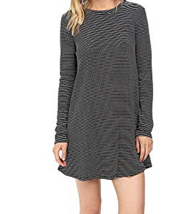 Vans Charlie Long Sleeve Dress