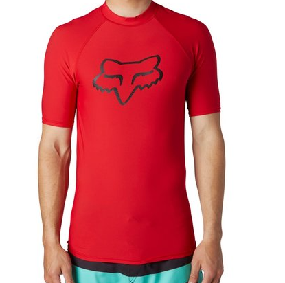 Fox Racing Legacy Short Sleeve Rashguard