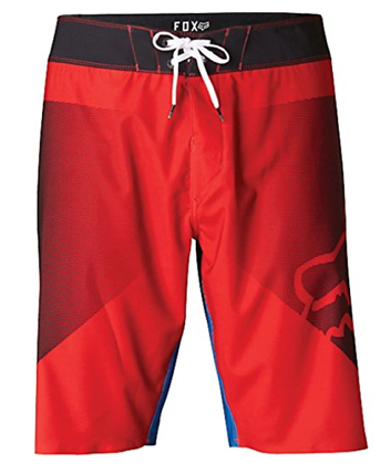 Fox Men's Barranca Boarshort Red/Blue