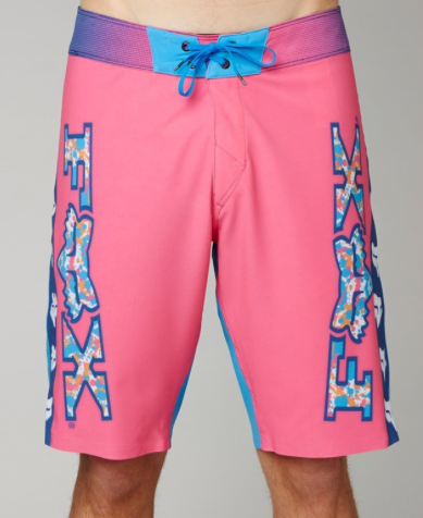 Fox Daytona BoardShort Pink