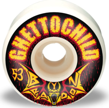 Ghetto Child Braydon Szafranski 53mm Wheel