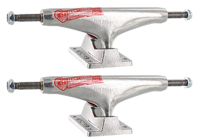 Thunder Polished Team Lights Skateboard Trucks 149s (Set of 2)