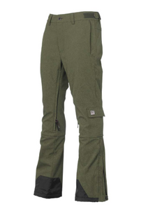 Faction Shckleton Men's Snow Pant Moss