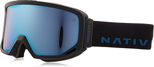 Native Eyewear Coldfront Goggles Indigo