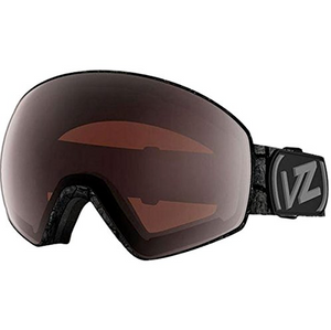 Jetpack Halldor Satin Persimmon Chrome Goggles