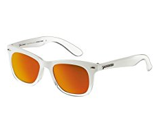 Peppers Spicy Polarized Sunglasses White & Red Tactic Lens
