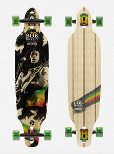 Sector 9 Bob Marley Jamming Longboard Complete