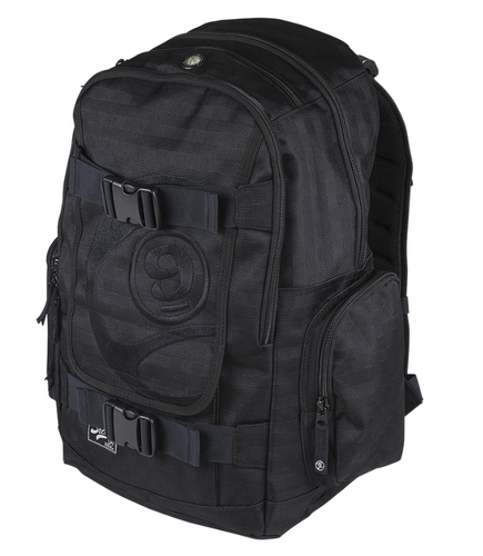 Sector 9 The Field Backpack, Black