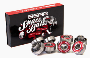 Bear Space Balls ABEC-7 Steel Skateboard Bearings