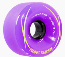 Hawgs Tracer Longboard Wheels 67mm - (Set of 4)