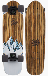 Dinghy Summit 28.5-Inch Cruiser Longboard Complete