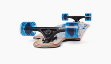 Maple Drop Hammer Blue Jay Drop-Through Freeride Longboard Complete