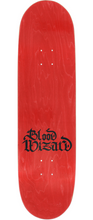 BLOOD WIZARD GURNEY KING OF THE JOURNEY DECK 8.75