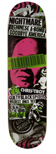 BLACK LABEL CHRIS TROY BAIL OUT DECK 8.50