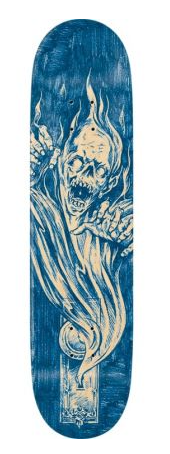 Zero Enchanted Windsor James Skateboard Deck 8.0