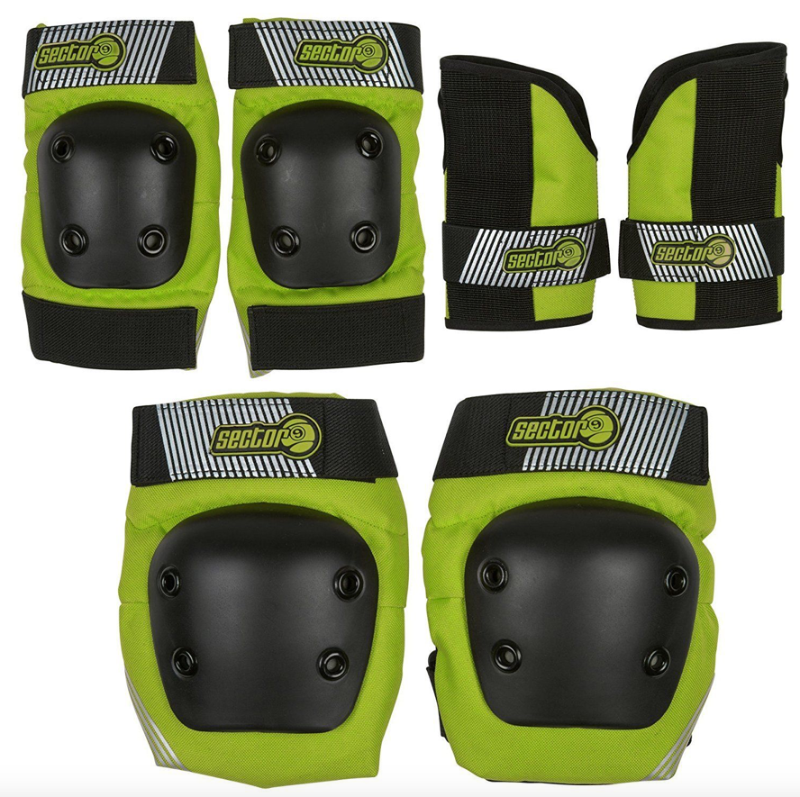 Sector 9 Junior Pursuit Pad Set Protective Gear