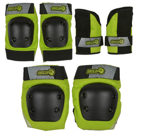 Pursuit Jr. Set, Green