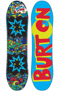 Burton Chopper Snowboard - Boy's 90'