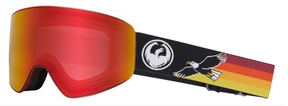 Dragon PXV Ski and Snowboard Goggles