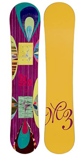 Millenium 3 Escape Women's Snowboard 142