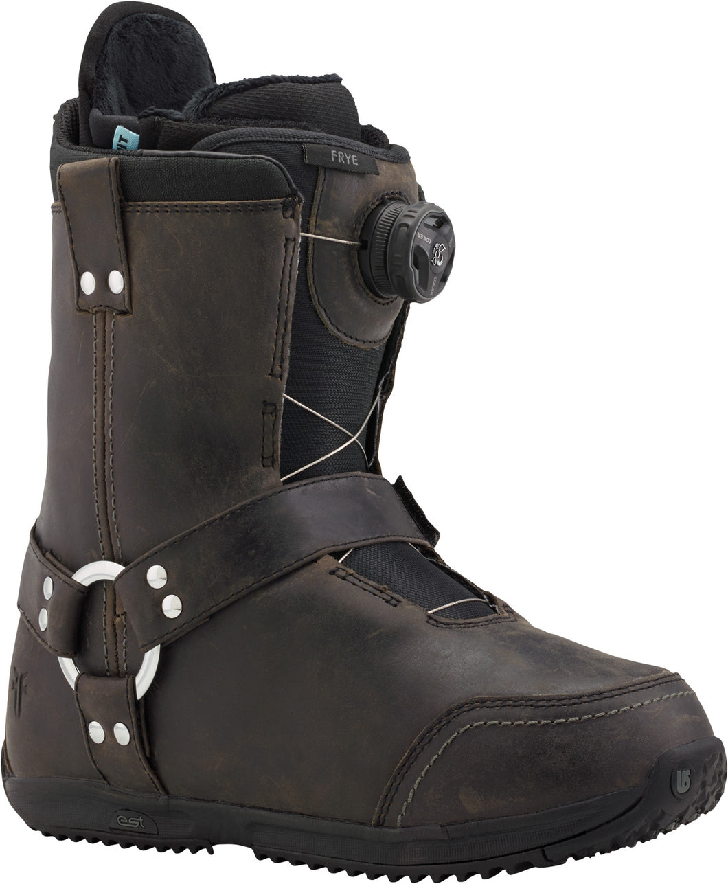 X Frye Women's Harness Snowboard Boot, Brown
