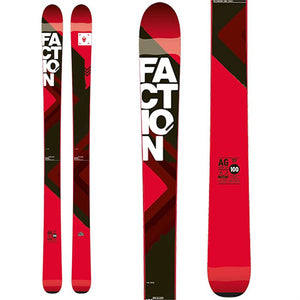 Faction Agent 100 All Mountain Skis