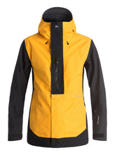 Quiksilver TR Exhibition 2L Gore-Tex Yellow and Black Medium