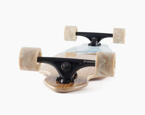 Battle Axe 35 Chill Bird Drop-Through Longboard Complete