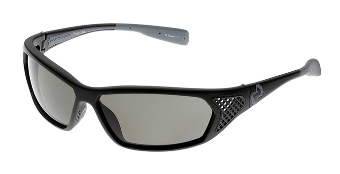 Native Eyewear Andes Polarized Lens Sunglasses Asphalt/Iron Frame Gray Lens