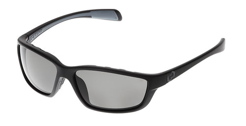 Native Eyewear Kodiak Polarized Sunglasses Asphalt/Iron with Gray Lens