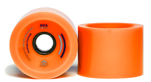 Bustin Board 70mm 80a Premier Formula Longboard Wheels Orange