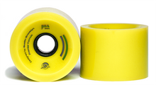 Bustin Board 70mm 80a Premier Formula Longboard Wheels Yellow