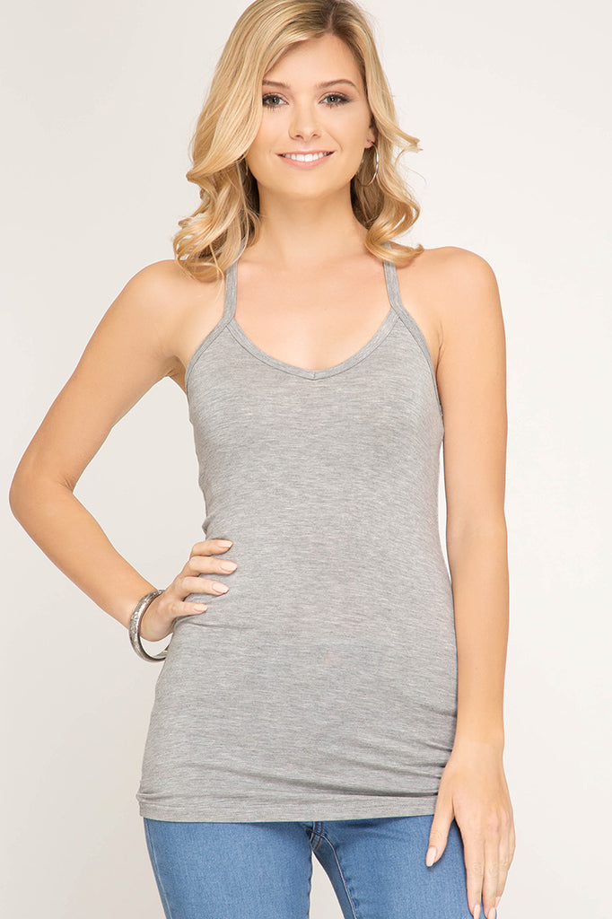 Racer back tanks