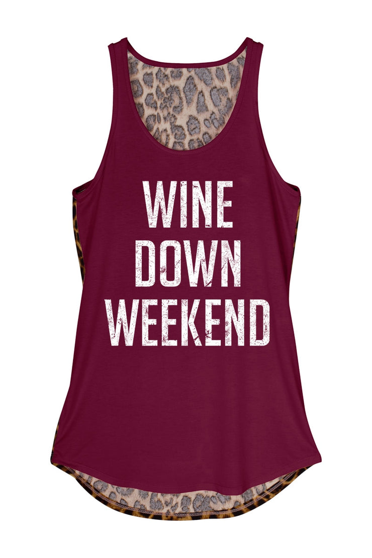Wine Down Weekend - S