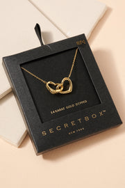 Hooked Heart Necklace