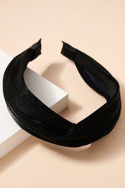 Embossed Headbands