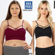 Criss Cross Bralette +