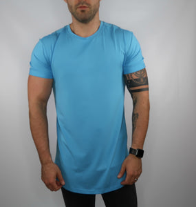 Electric Blue Muscle T