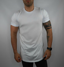 Ghost White Muscle T