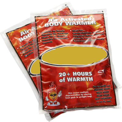 16 Hour Body Warmers