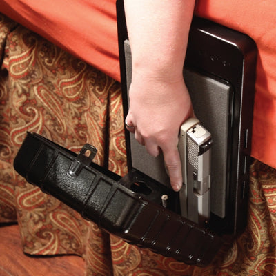 Arms Reach Bedside Biometric Gun Safe