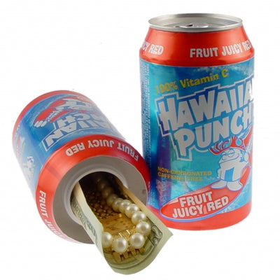 Fake Hawaiian Punch Diversion Safe