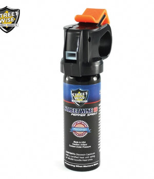 Lab Certified Streetwise 18 Pepper Spray 3 oz FIRE MASTER